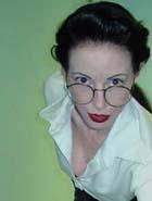 Donna Ricci als Christina Dichterliebchen