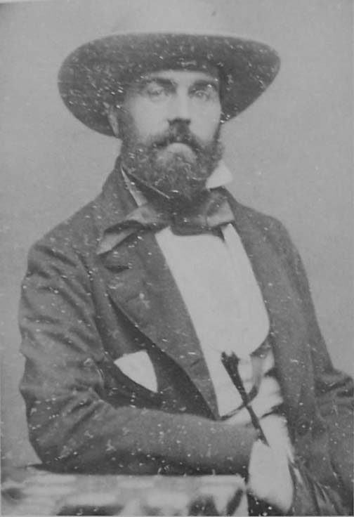 Allan Melville, ca. 1847