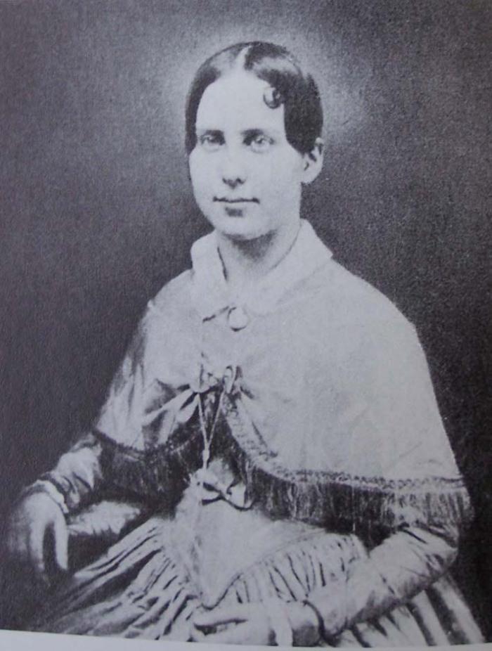 Sophia Eliza Thurston Melville, ca. 1847