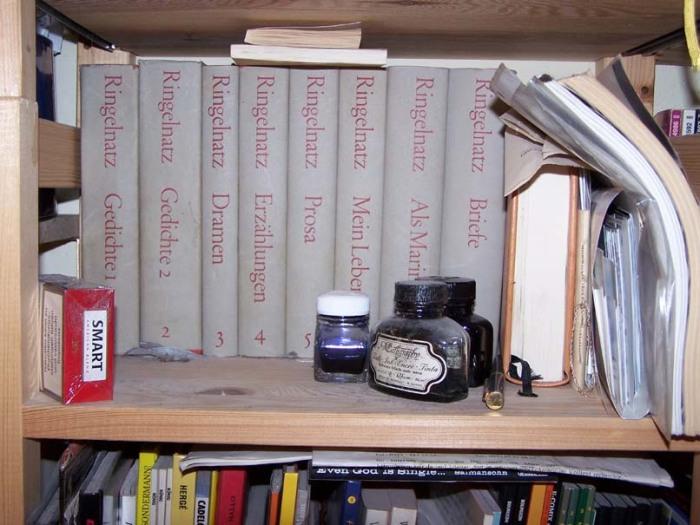 Gesamtausgabe Ringelnatz, 8 Bände, Henssel Verlag